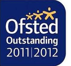 Ofsted Outstanding 2011 2012